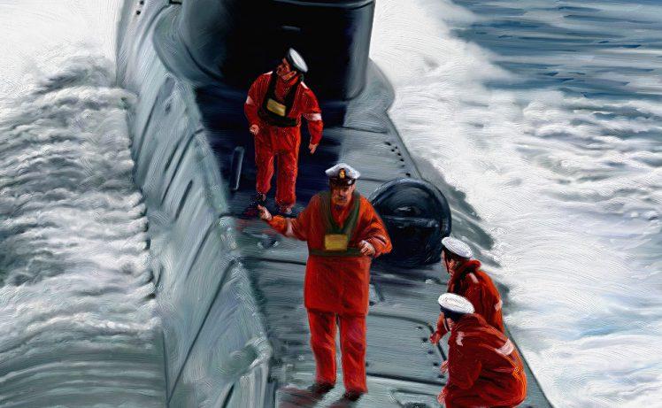 HMAS-Orion-Oberon-Class-detail-1