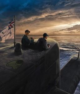 HMAS Dechaineux SSG76