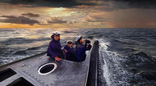 HMAS Ovens S70