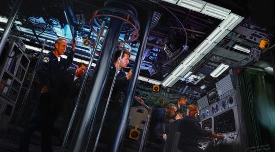 USS Dallas SSN700