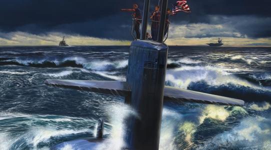 USS Helena SSN725