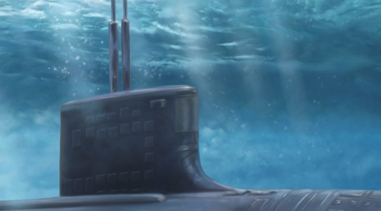 USS Hawaii SSN776