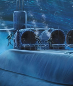 USS Louisiana SSBN-743