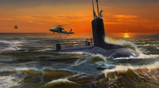 USS Texas SSN 775