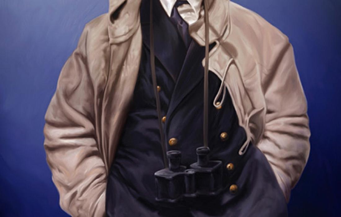 Lt Commander Stoker
