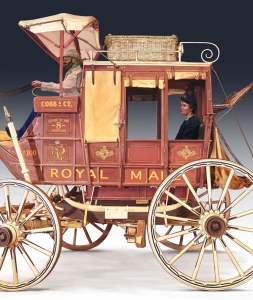 Cobb & Co Stagecoach