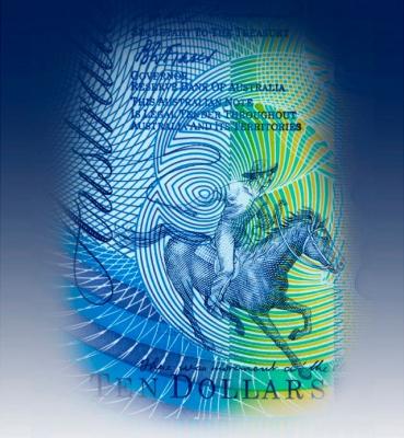 Australian Ten Dollar Banknote