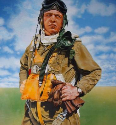 Pilot Portrait