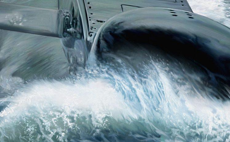 HMAS-Orion-Oberon-Class-detail-4