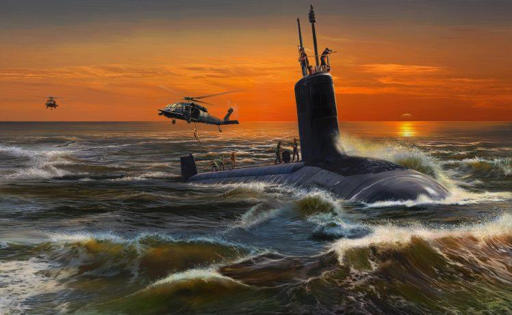 USS TEXAS Virginia Class