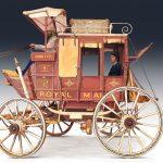 Cobb & Co stagecoach